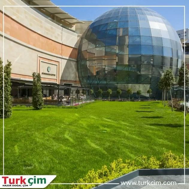 Turk Çim Uygulama Örnekleri
