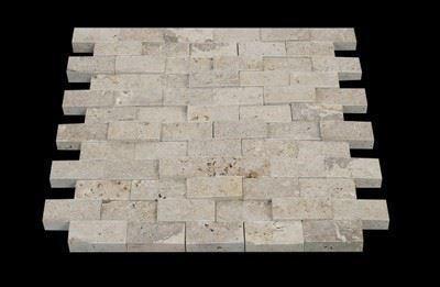 Mermer ve Traverten Duvar Kaplamaları/Mina Rustic