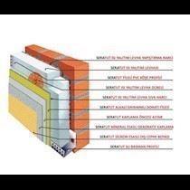 Dış Cephe Mantolama Sistemi/Thermosafe