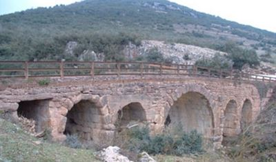Kutluca Köyü Tarihi Köprü