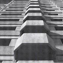 Prefabrike Betonarme Balkon Parapetleri