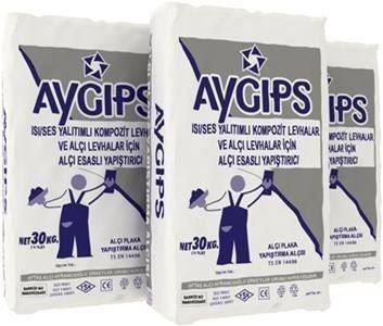 AYGIPS® Alçı Levhalar için Yapıştırma Alçısı