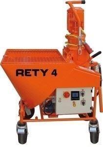 Hazır Sıva Makinesi/Rety 4 Alçı Mix