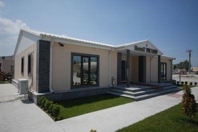 Prefabrike Ofis Binası