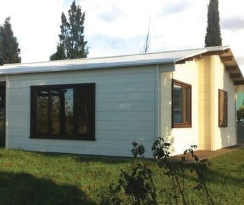 Wood Composite Prefabricated House Systems