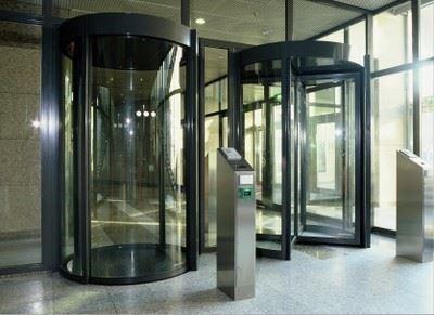 Yüksek Güvenlikli Dairesel Kapı (Mantrap Kapı)