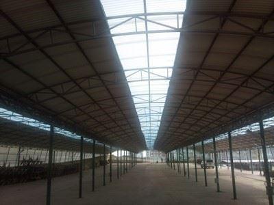 PVC Çatı Kaplama ve Çatı Işıklık Panelleri