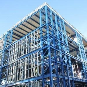Çelik Yapı Çözümleri