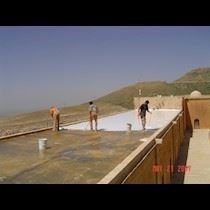 Poliüretan Su Yalıtım Kaplaması/Torpur HJ 1006