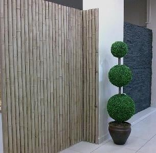 Bamboo Look Decorative Wall Panel - 1
