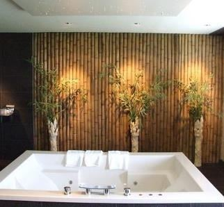 Bamboo Look Decorative Wall Panel - 2