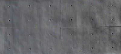 Concrete Wall Look Spanish Decorative Facade Coverings - 1