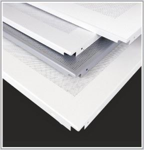 Metal ve Akustik Alçıpan Asma Tavan Sistemleri