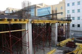 Panel Type Tower Scaffolding System