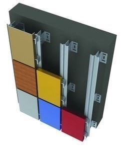 Kompozit Panel Alt Konstrüksiyon Sistemi/SK54