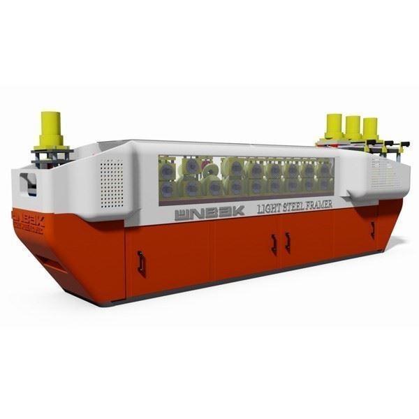Hafif Çelik Yapı Profili Makinesi