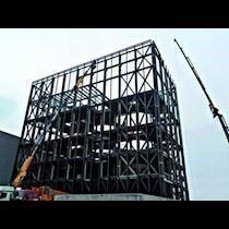 Çelik Konstrüksiyonlu Yapı Sistemleri