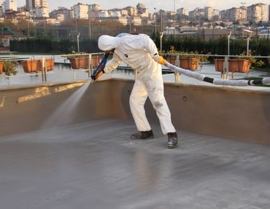 DUAYEN Spray-applied Waterproofing System/MS-954 Duayen |