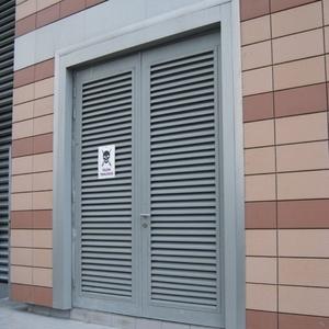 Trafo ve Jeneratör Odası Kapısı