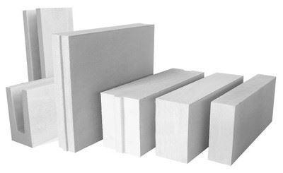Gazbeton Duvar Blokları/Düz Duvar Blokları, Geçmeli Duvar Blokları, U Bloklar, Köşe Blokları, Hafif Asmolen Bloklar