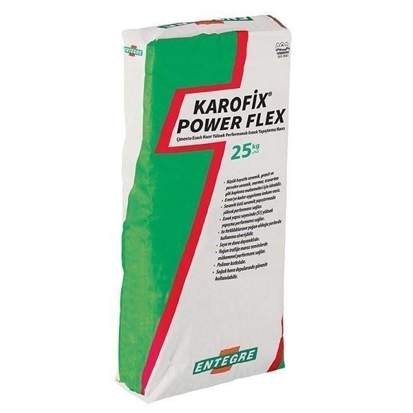Yapıştırma Harcı/Karofix® Power Flex