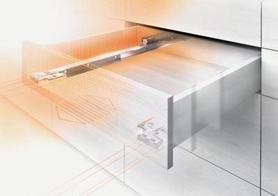 Çekmece Ray Sistemleri/Movento