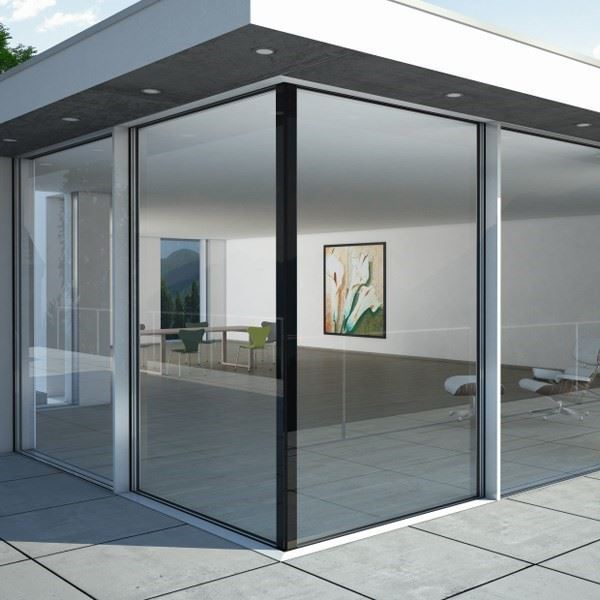 Aluminium Sliding Door Systems/ASS77PD