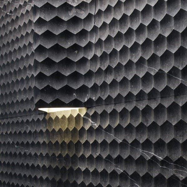 3 Boyutlu Duvar Kaplaması/Le Pietre Incise