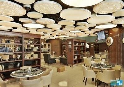 Işık Entegreli Dekoratif Tavan Sistemi/TOMEO-R ®- LUMEO® R
