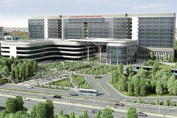 Kartal Lütfi Kırdar Eğitim ve Araştırma Hastanesi