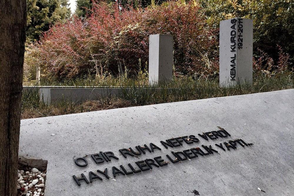 Kemal Kurdaş Anıt Mezarı
