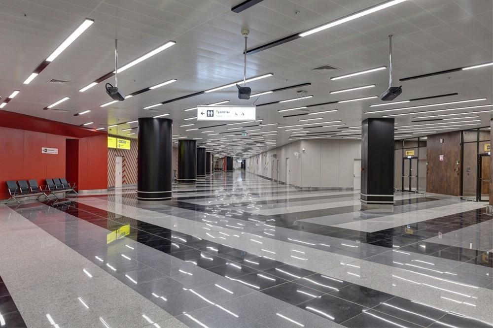 Sheremetyevo Uluslararası Havalimanı C Terminal Binası