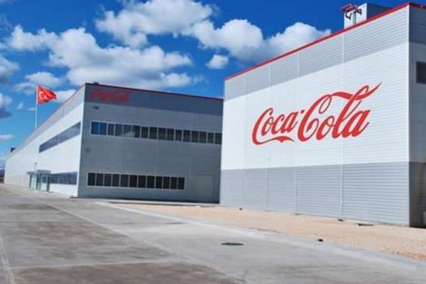 Coca Cola Elazığ Fabrikası