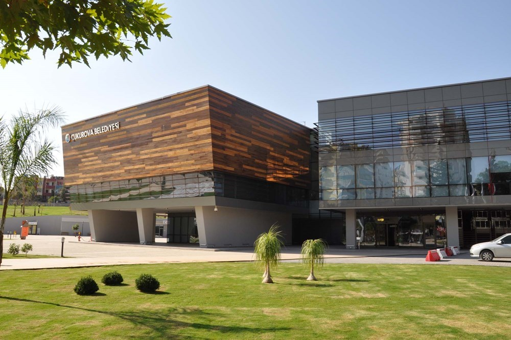 Çukurova Belediyesi Hizmet Binası ve Kültür Merkezi