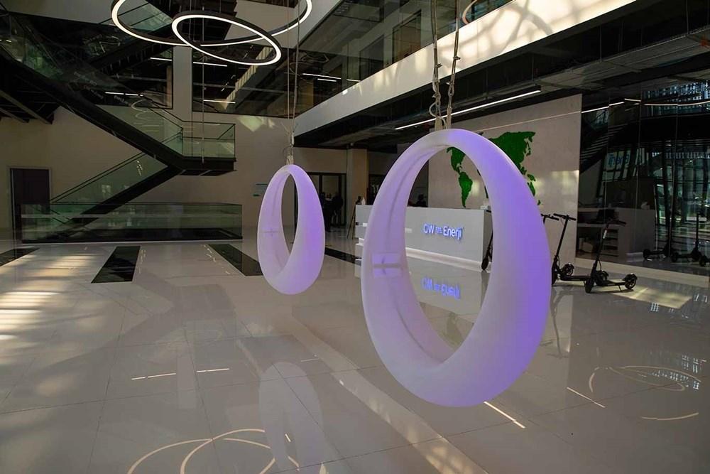 CW Enerji Genel Müdürlük Binası