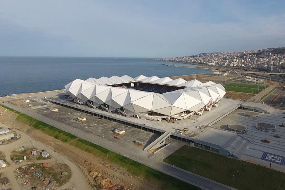 Trabzon Akyazı Stadyumu