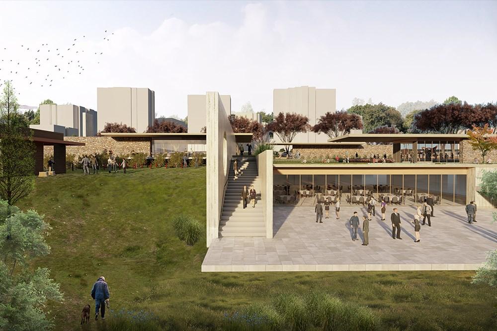 Kayseri Talas Millet Bahçesi ve Kültür Merkezi