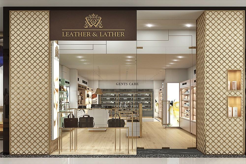 Leather & Lather Mağaza