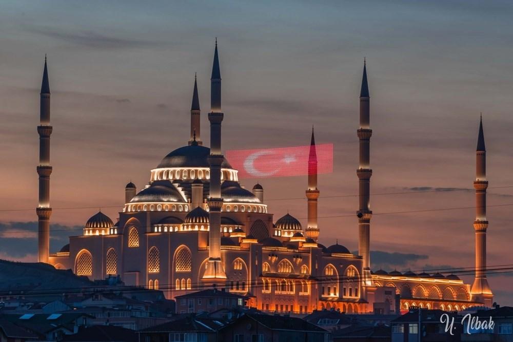 Çamlıca Mosque Complex