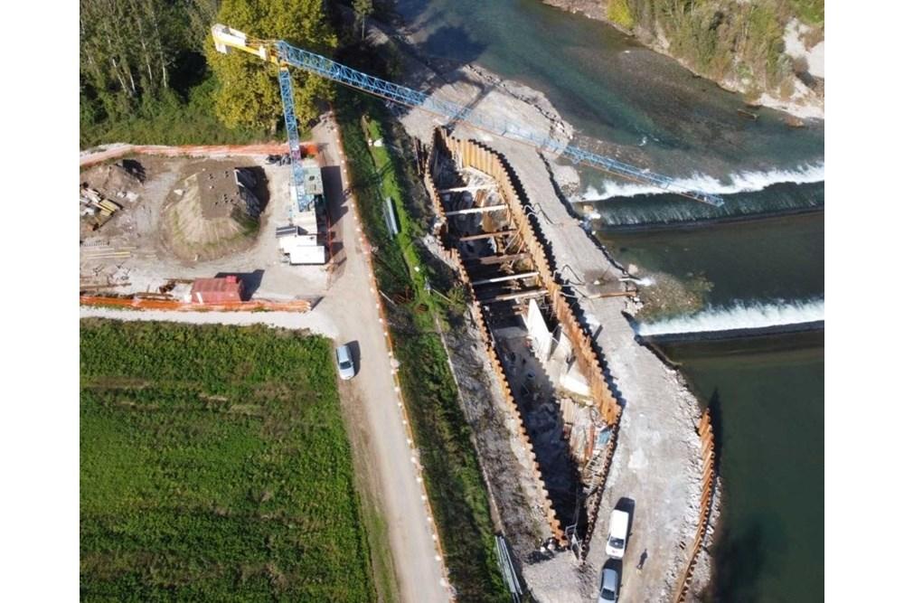 Lucca Hidroelektrik Santrali