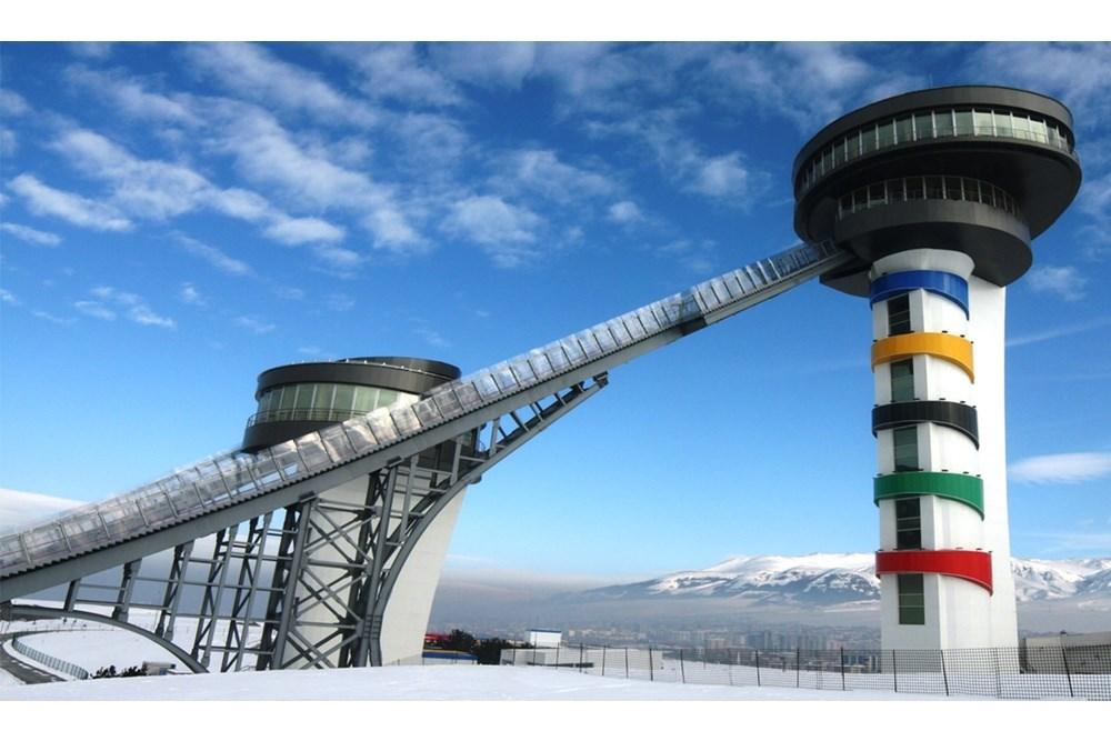 Erzurum Kayakla Atlama Rampası