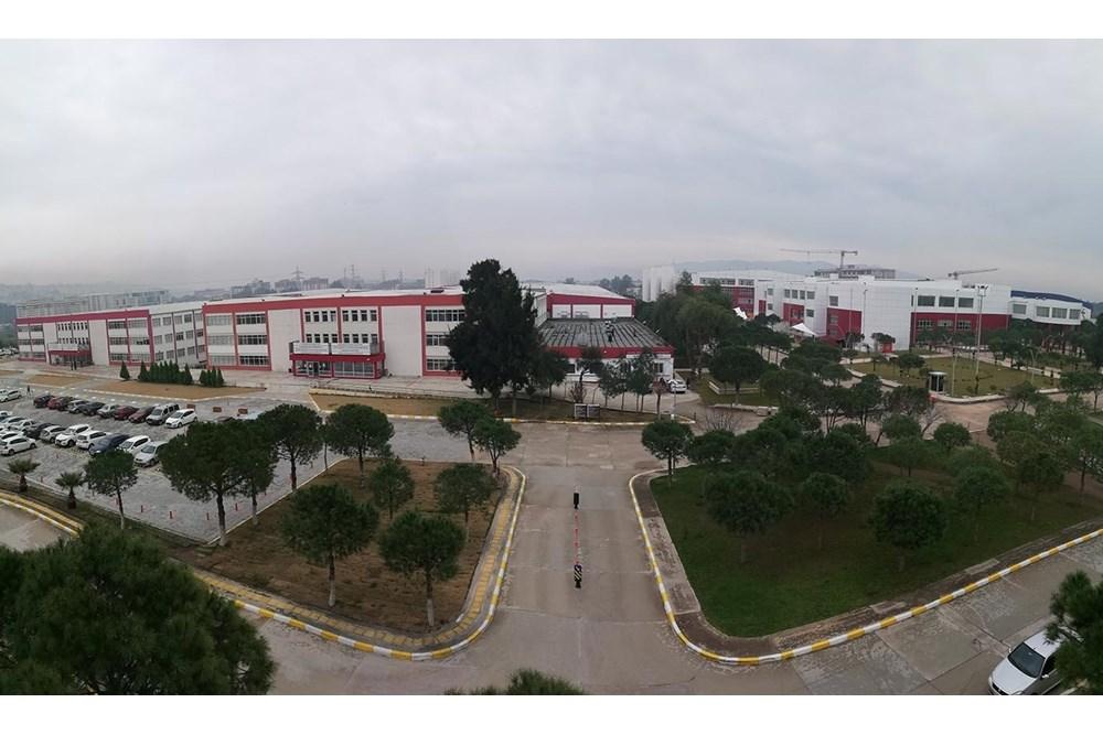 İzmir Katip Çelebi Üniversitesi Mühendislik Fakültesi Binası