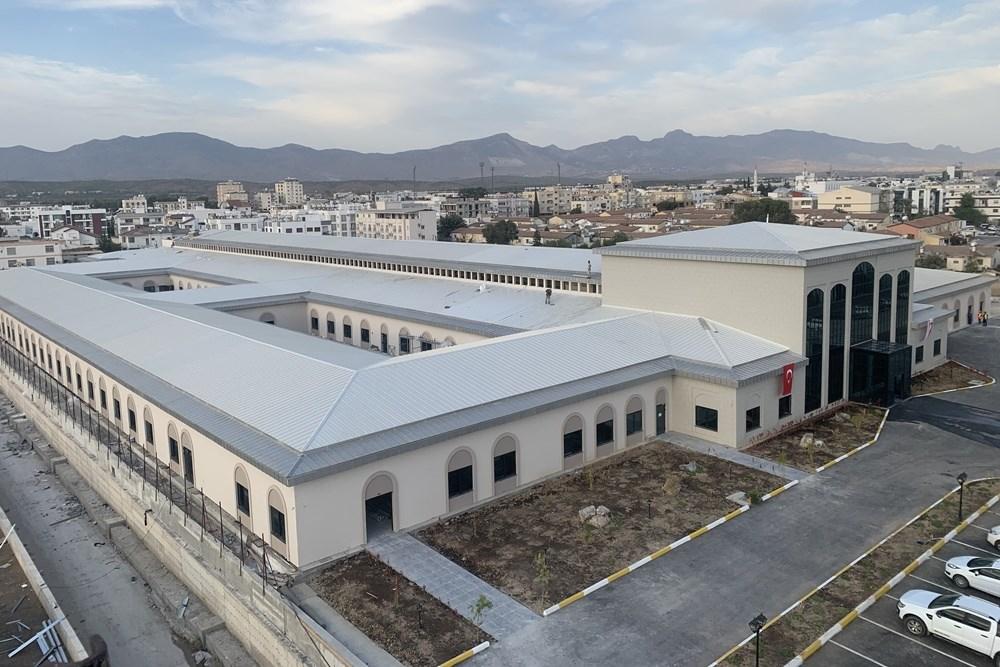 KKTC Lefkoşa Acil Durum Hastanesi