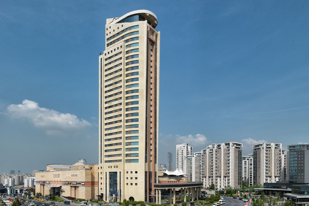 Palladium Alışveriş Merkezi & Residence