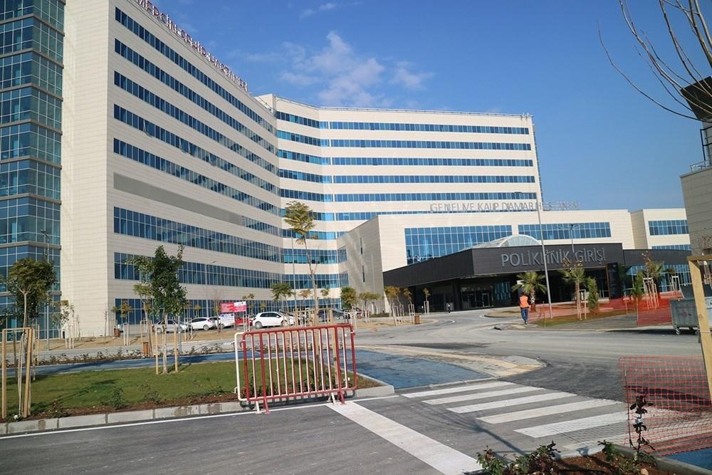 Mersin Entegre Hastanesi