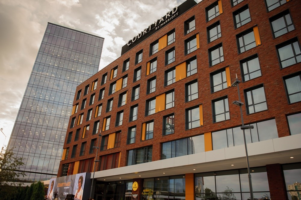 Courtyard by Marriott Chisinau