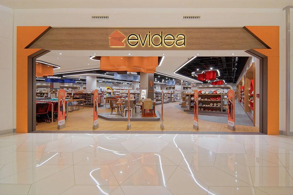 Evidea Zincir Mağazaları