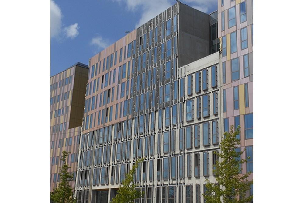 Quartier des Rives F2 Binası