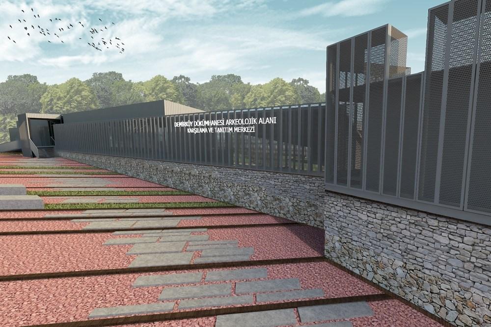 Demirköy Dökümhanesi Arkeolojik Alanı Karşılama ve Tanıtım Merkezi