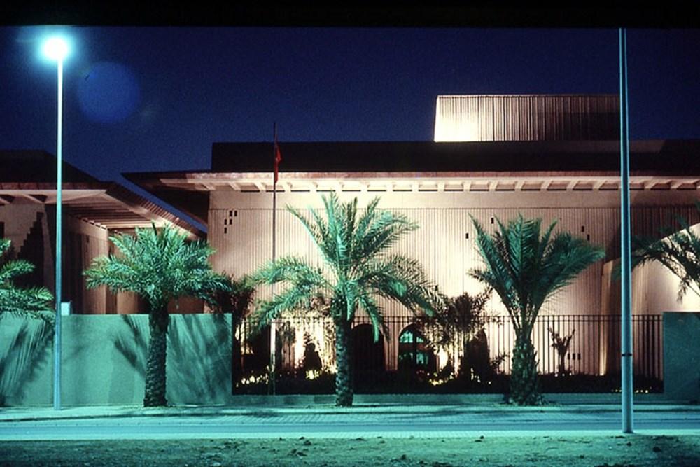 T.C. Riyad Büyükelçilik Tesisleri